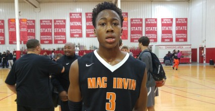 SMU becomes the first high-major school to offer Ayo Dosunmu.