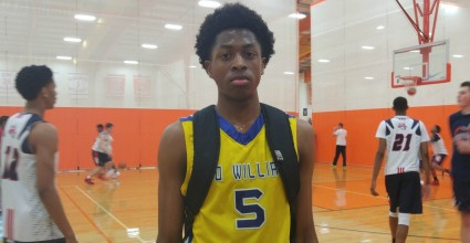Elijah McCadden and Alex Petrie headline the standouts from day one at the Hoop Group Southern Jam Fest.