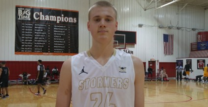 Joey Hauser speaks on his recruitment while he rounds out his skillset.