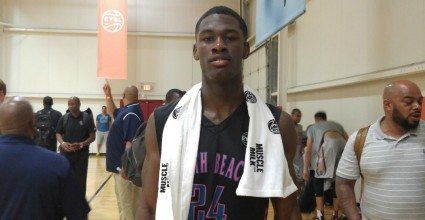 Chaundee Brown and Matt Mayer lead the stand outs from day one at the Nike Peach Jam.