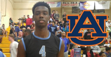 Auburn keeps it rolling on the recruiting trail as they have landed a top tier big man from the 2019 class, Jared Jones.