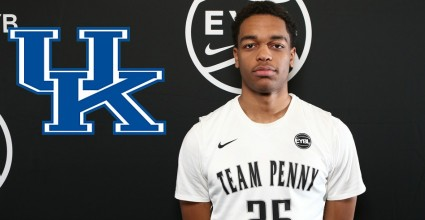 Kentucky stays hot as it lands its second top-30 recruit of the day, this time coming with five-star forward PJ Washington.