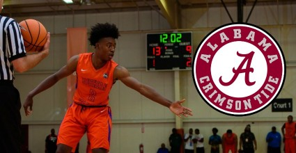 Alabama gets its guy with Collin Sexton, a five-star lead guard that brings major bucket getting abilities to the SEC program.