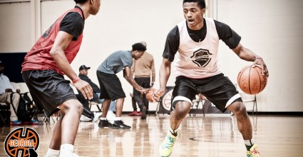 Alterique Gilbert Dribble at Elite Preview