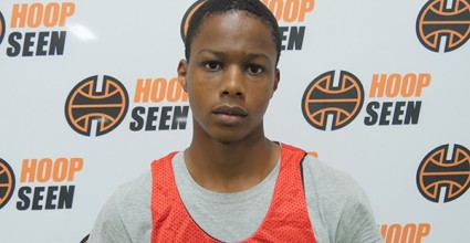 Isaac Okoro began his story last weekend at the Fall Preview.
