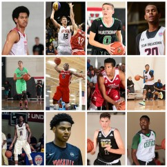 McDonald's All American West team
