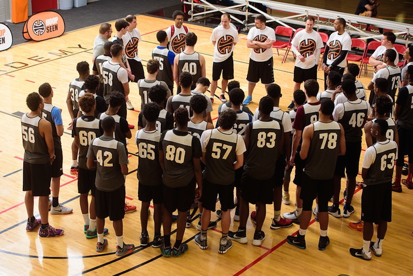 HoopSeen Group Shot