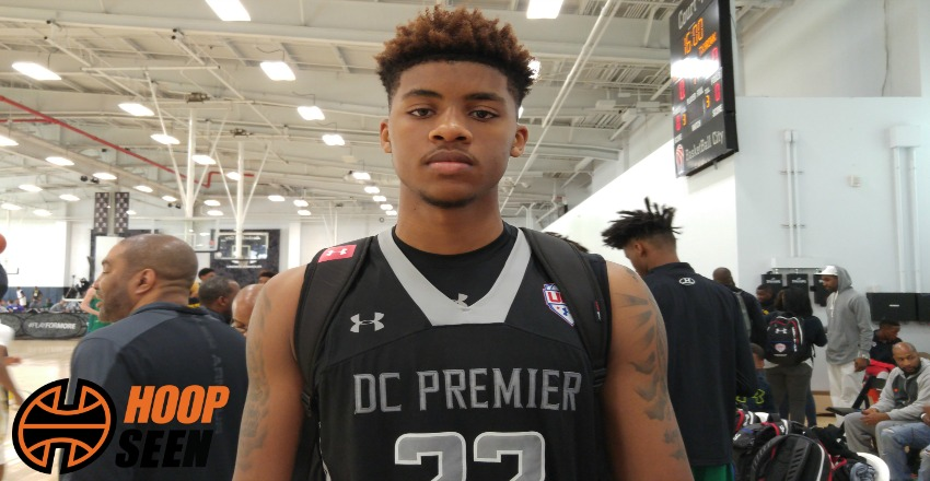Programs heat up their attention for Nate Watson.