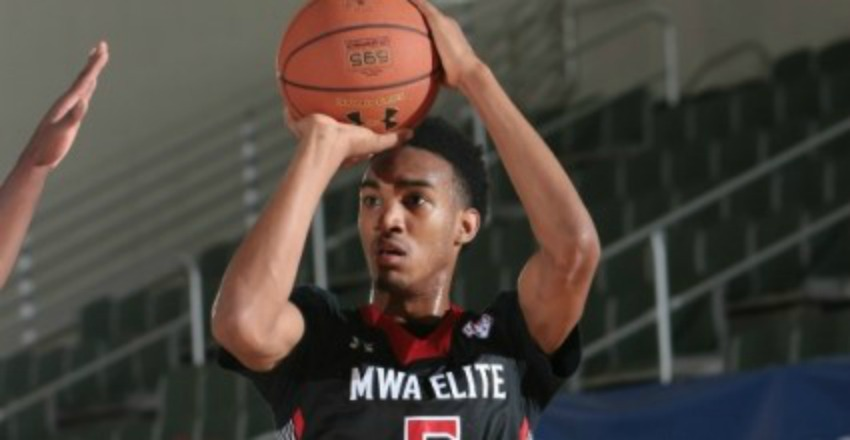 Terrance Ferguson commits to Arizona.