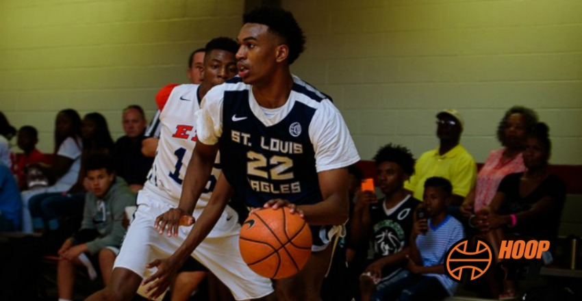We look at five prospects within the 2018 HoopSeen Top-100 Rankings that are on the precipice of a potential break out in July.