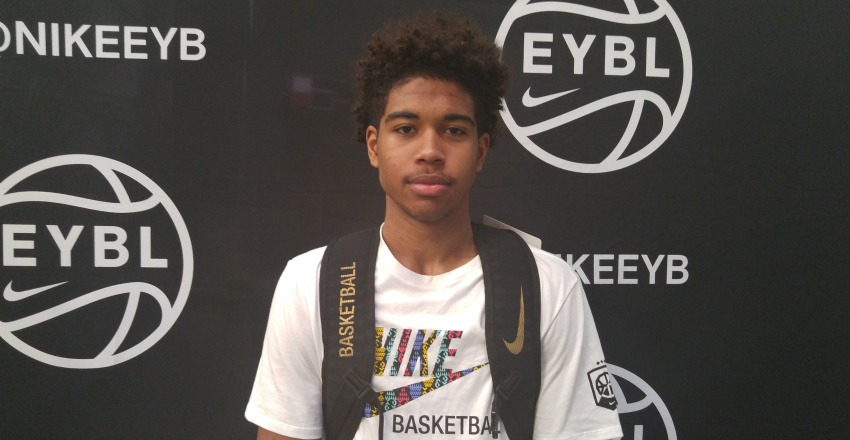 Ethan Thompson speaks on his recruitment and his ties to the Oregon State and Syracuse basketball programs.