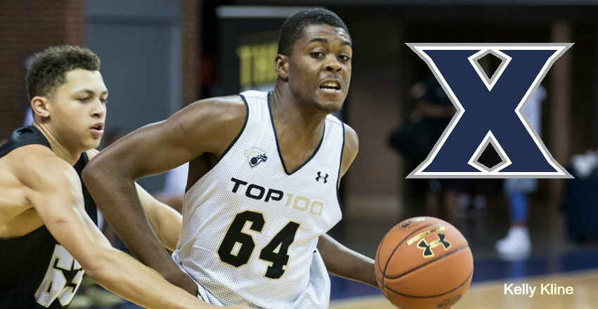 Naji Marshall gives his verbal commitment to Xavier making it an excellent few days for the Big East coaching staff in Cincinnati.
