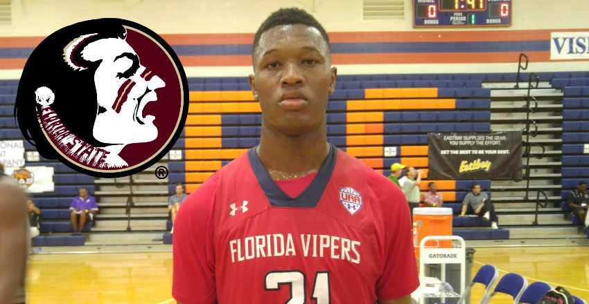RaiQuan Gray opts to stay in is home state giving his verbal commitment to Florida State.