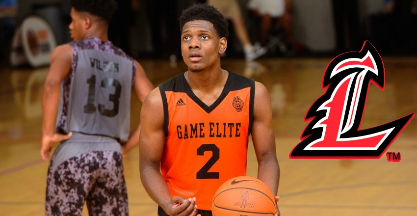 Darius Perry commits to Louisville.