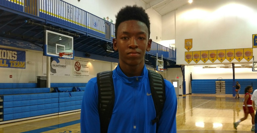 CJ Walker begins his ascent as UCF, Louisville, and Iowa State dish out offers.