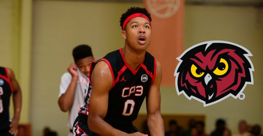 JP Moorman comes off the board citing the blue-collar mentality of the Temple Owls for the reason of his choosing.