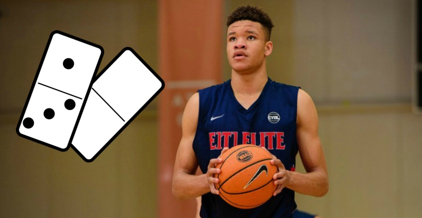 What occurs if Kevin Knox commits to Duke? Where does Kansas, Florida State,  and UNC look next?