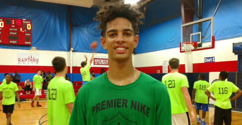 Michael DeVoe leads the group of standouts from the our time spent at the E1T1 Nike Premier Exposure Camp.