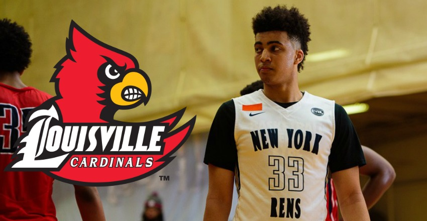Louisville adds even further to its 2017 recruiting coming in the form of shot making forward Jordan Nwora.