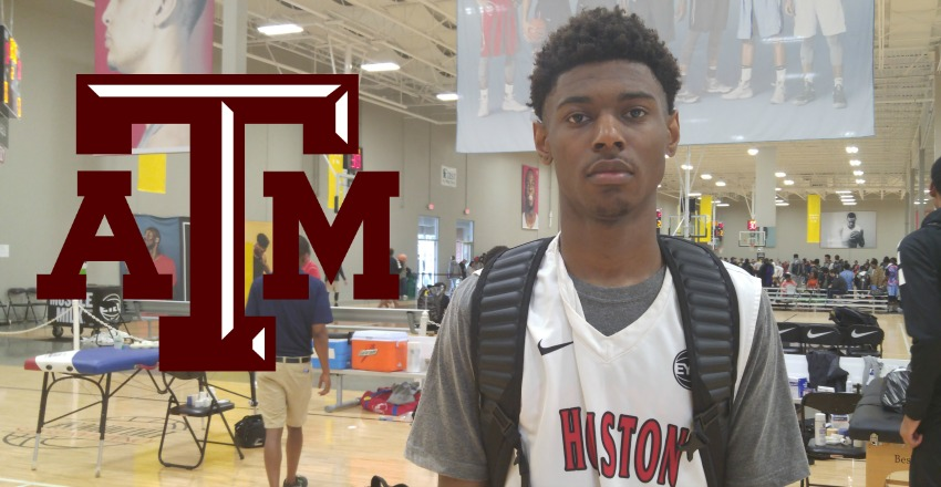 Texas A&M picks up another top-125 recruit today with Jay Jay Chandler now coming on board thanks to his commitment on Wednesday.