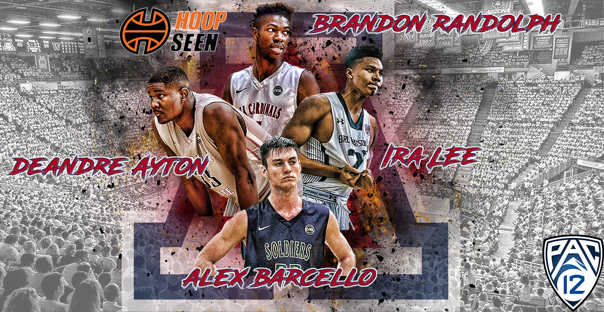 Sean Miller puts together his best class yet out in Arizona as the Wildcats boast the top class within the Pac 12 and furthermore, the best in all of the land.