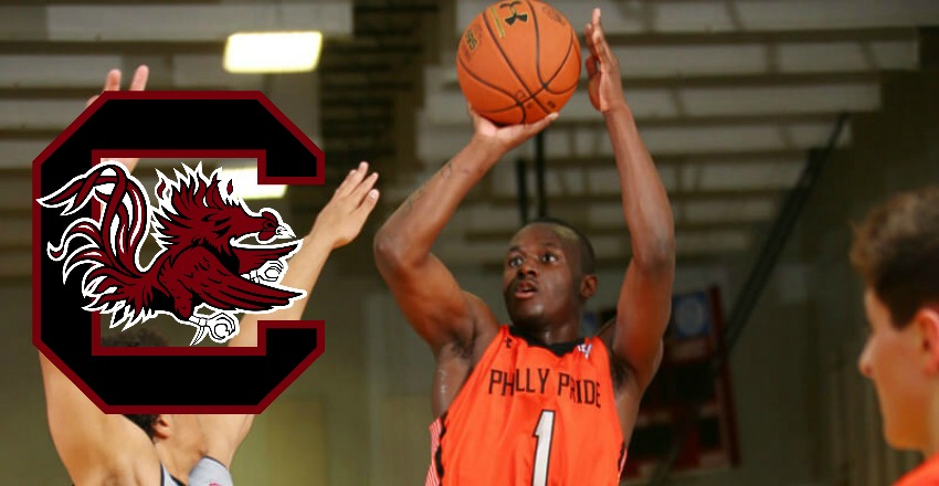 David Beatty brings his toughness and versatility to the South Carolina basketball program.
