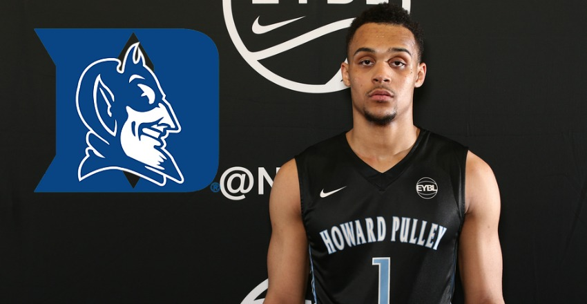 Duke gets it potent scoring presence in the backcourt as Gary Trent, a top-15 shooting guard, commits to the Blue Devils.