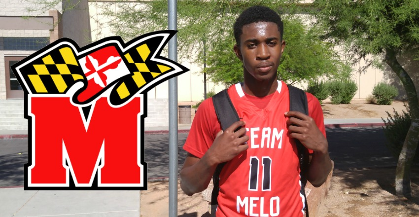 Maryland lands the top in-state recruit in Darryl Morsell, an explosive and versatile combo guard out of the 2017 class.