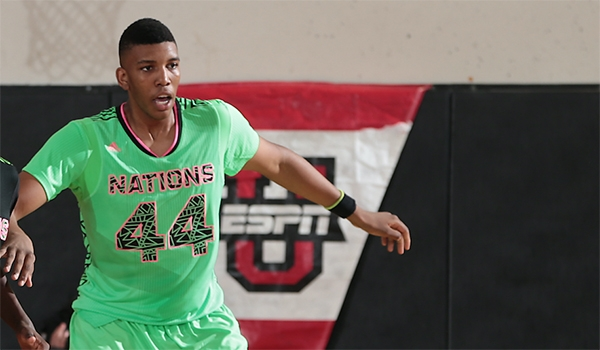 Tony Bradley is one of the most coveted big men in the 2016 class. Who is involved with him? He breaks it down here.