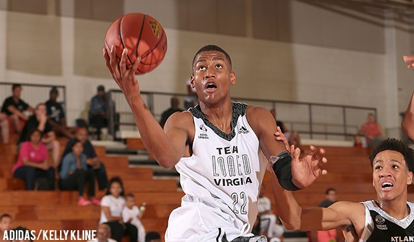Javin DeLaurier sets a visit to Duke.