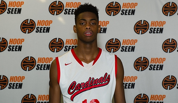 Isaiah Mucius speaks on his first offer from St. John's.