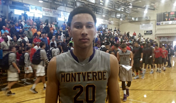 Ben Simmons at City of Palms