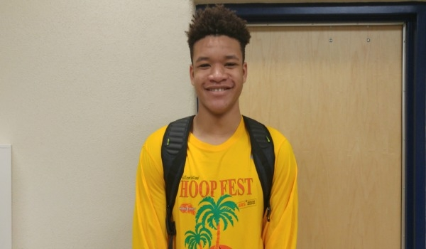 Kevin Knox speaks on ascending recruitment.