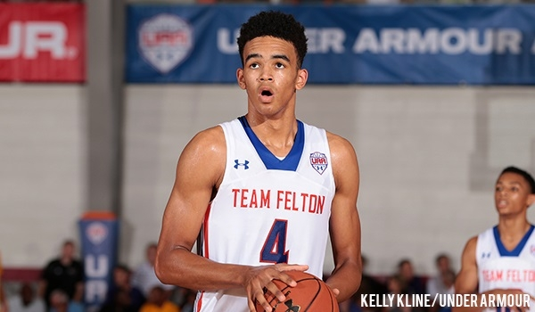 Former Virginia commit Sacha Killeya-Jones is one of the hottest players on the AAU circuit right now. Several blue-blood programs are making him a priority.