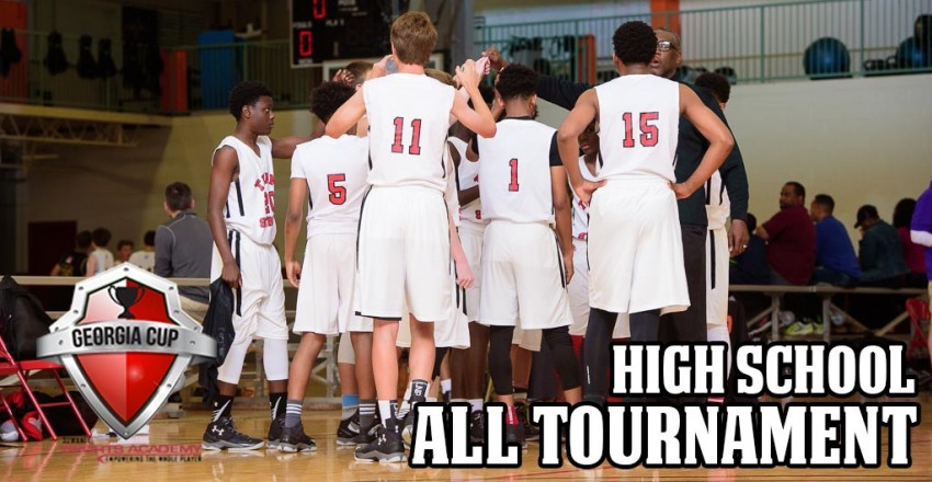 Georgia Cup IV all tournament High School