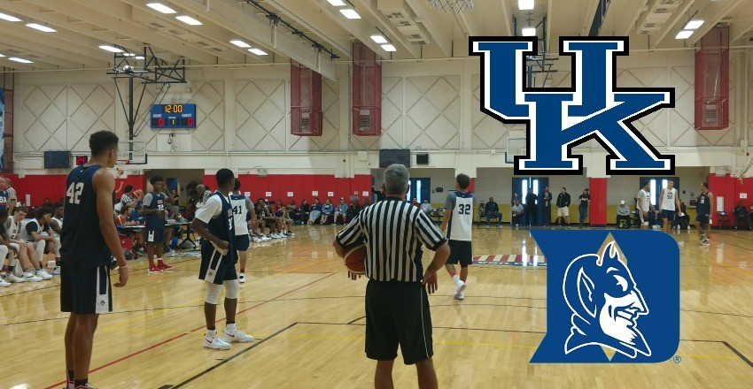 Duke and Kentucky receive all of the buzz during our stint at the USA Trials in Colorado.