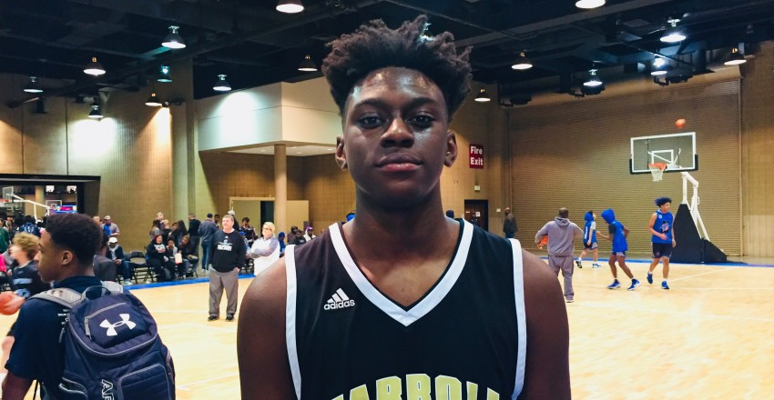 Southern Spring Invitational Keshawn Murphy Makes His Case Hoopseen