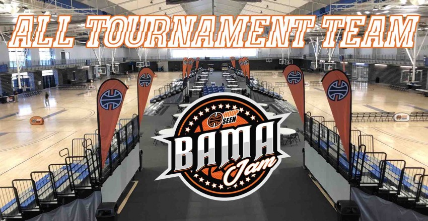 Bama Jam All-Tournament