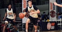 Charlie Obriant Drives at Elite Preview