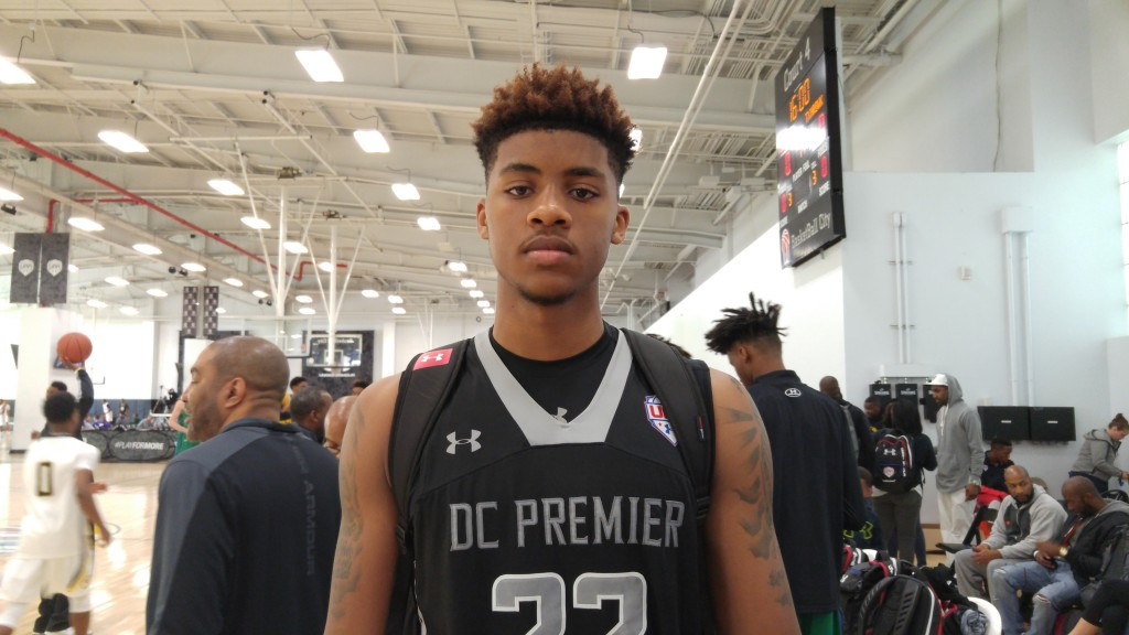 Nate Watson, Nickeil Alexander-Walker, and LJ Figueroa headline the top standouts from the Under Armour Session II.