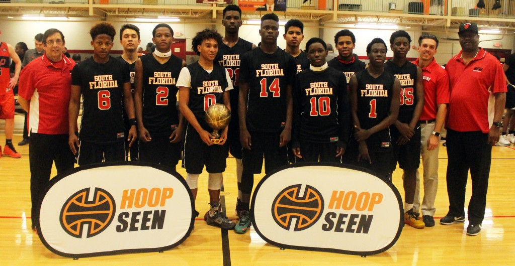 South Florida ATLJAM champs