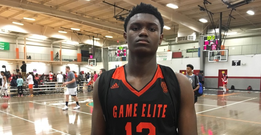 Zion Williamson headlines the top prospect list that the HoopSeen team saw all month long.