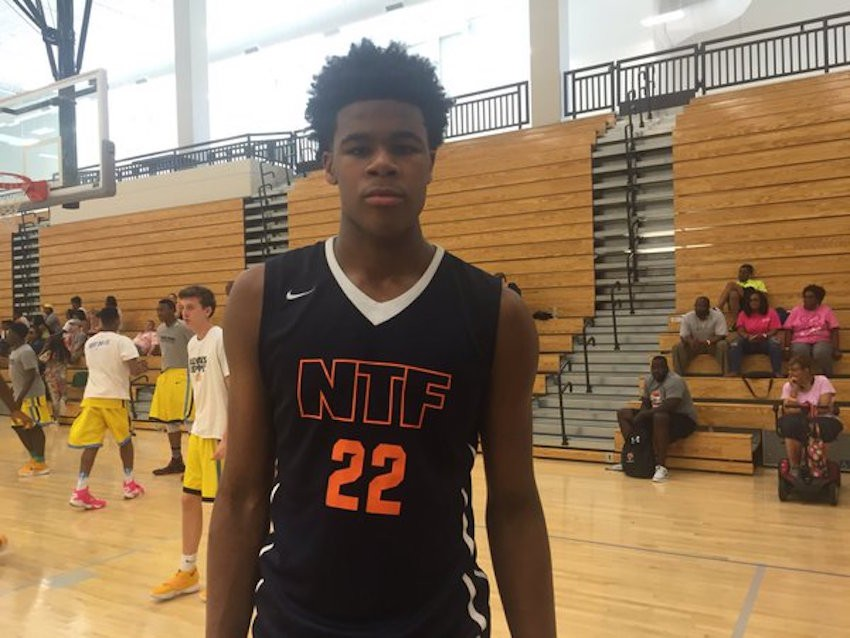 Carter Wilson's Saturday EYBL Notebook