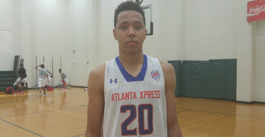 Isaiah Kelly stands out as the star of the day at day one of #Gibbons.