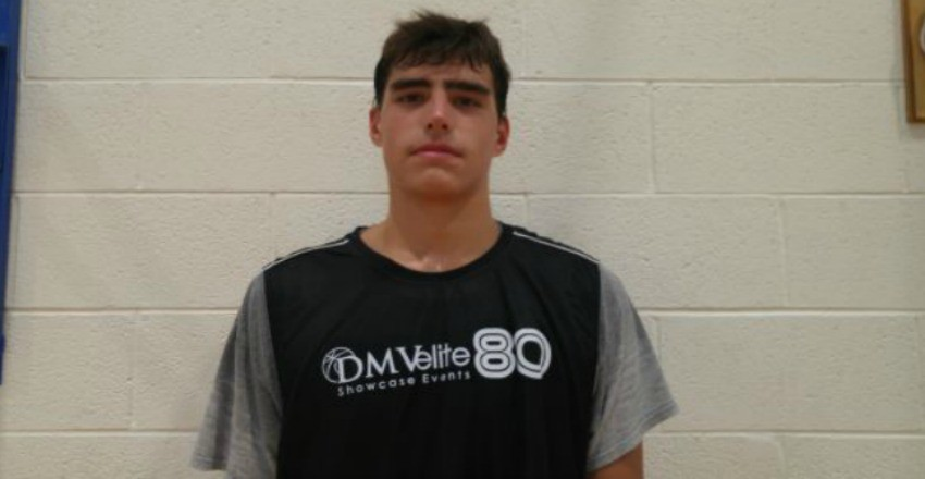 Luka Garza speaks on his visit to Iowa, others that are recruiting him, and a date in mind when it comes to selecting a college to attend next year.