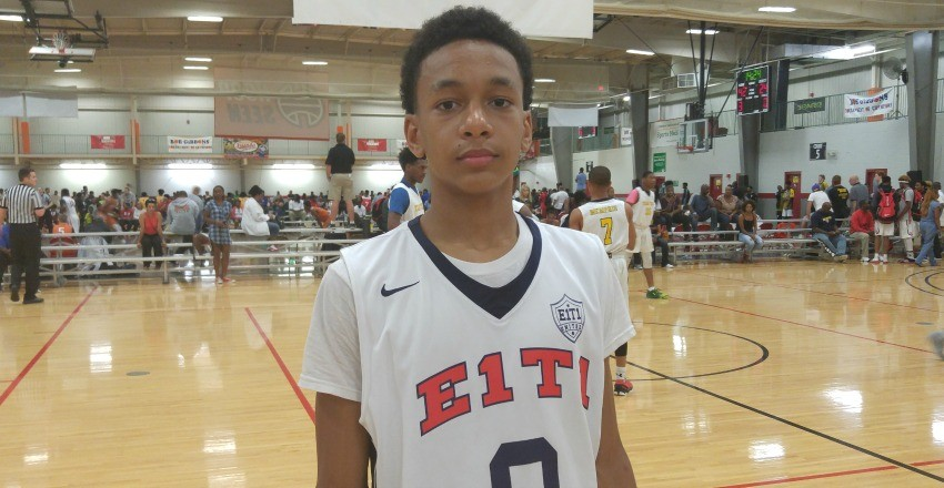 Tre Mann enhances his stock with break out performances at #Gibbons.