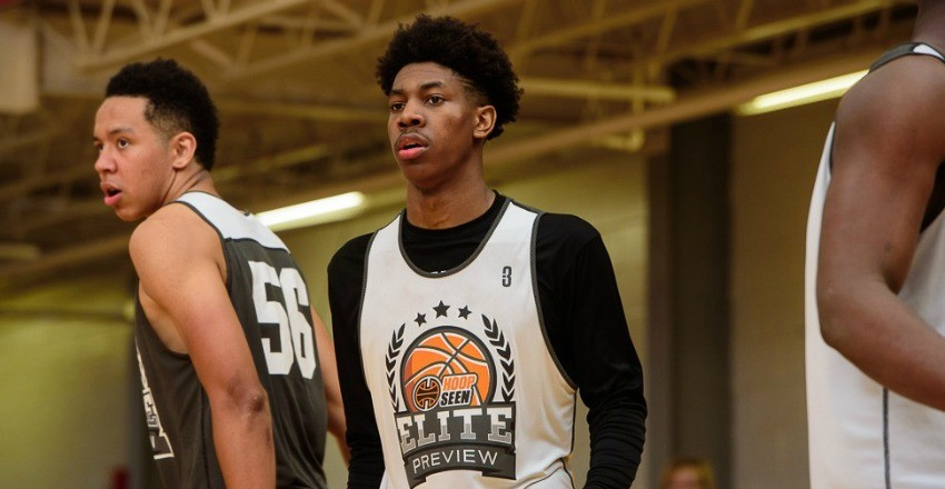 Derrick Cook & Tre Mann stand out at day two of Gibbons.