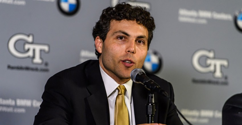 Josh Pastner Georgia Tech