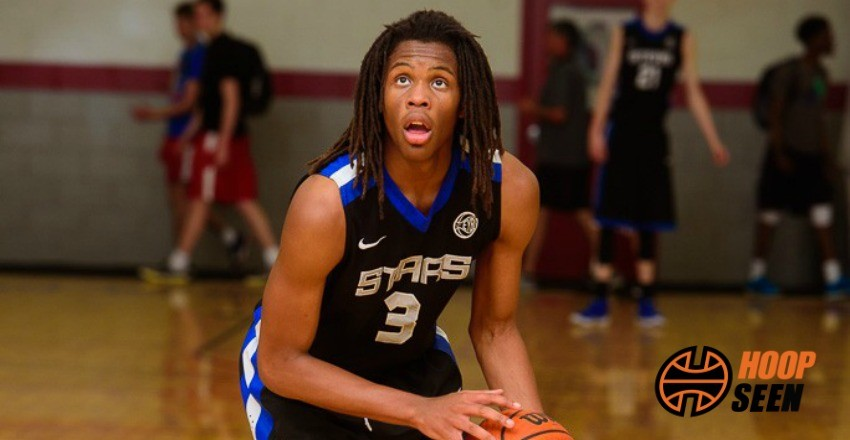 Schools begin to line up for top tier wing, Christian Brown.