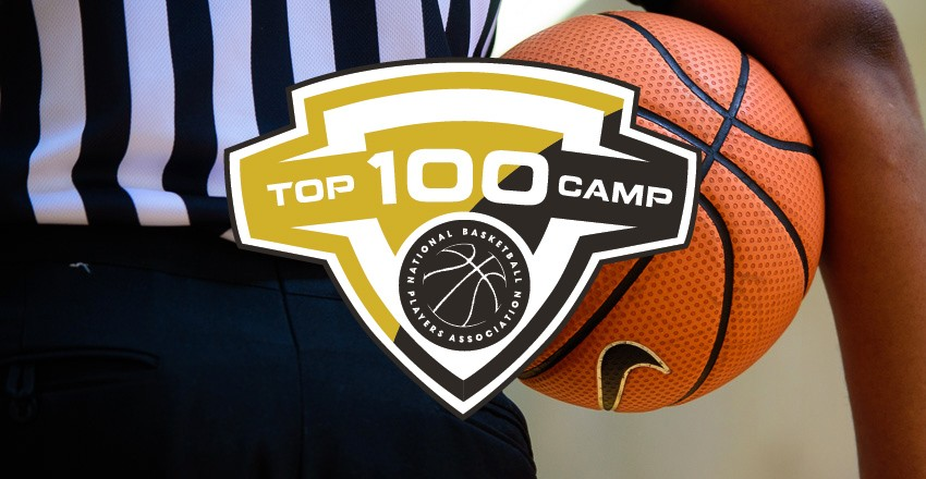 NBA Top 100 camp